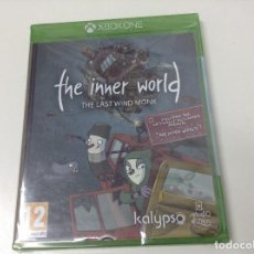 Xbox One: THE INNER WORLD THE LAST WIND MONK. Lote 151102422