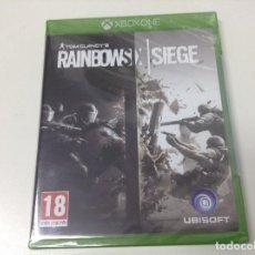 Xbox One: TOM CLANCY'S RAINBOW SIX SIEGE. Lote 151312038