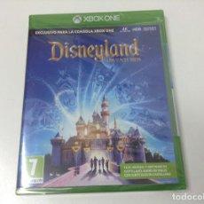 Xbox One: DISNEYLAND ADVENTURES. Lote 151314202