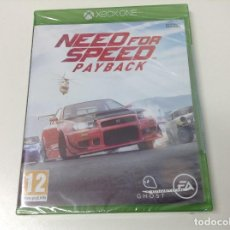 Xbox One: NEED FOR SPEED PAYBACK. Lote 151316682