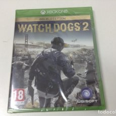 Xbox One: WATCH DOGS 2 GOLD EDITION. Lote 151317234