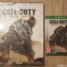 Xbox One: LIBRO GUIA BRADYGAMES +JUEGO XBOX ONE CALL OF DUTY NUEVOS AMBOS PRECINTADOS. Lote 151328205