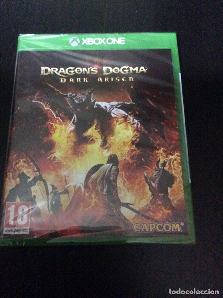 VIDEOJUEGO DRAGON'S DOGMA.DARK ARISEN PARA XBOX ONE PRECINTADO. (Juguetes - Videojuegos y Consolas - Xbox One)