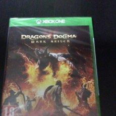 Xbox One: VIDEOJUEGO DRAGON'S DOGMA.DARK ARISEN PARA XBOX ONE PRECINTADO.. Lote 151877097