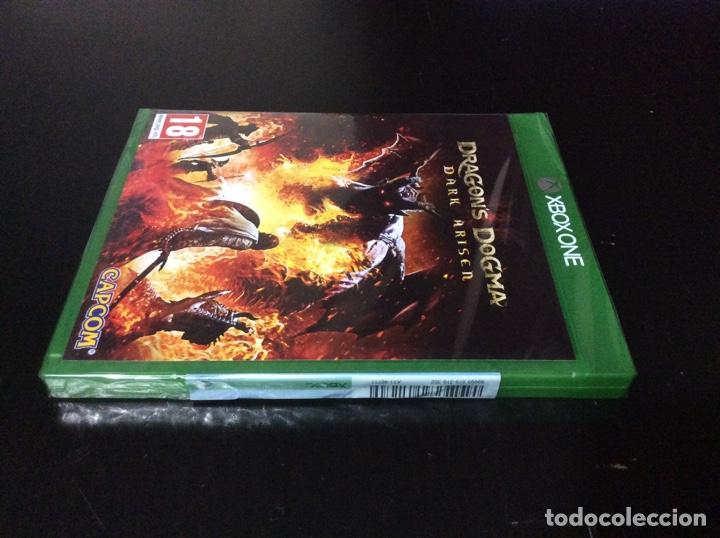 Xbox One: Videojuego DRAGON'S DOGMA.DARK ARISEN para XBOX ONE PRECINTADO. - Foto 3 - 151877097