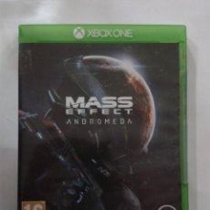 Xbox One: MASS EFFECT: ANDRÓMEDA. X-BOX ONE. Lote 152577626