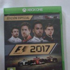 Xbox One: F1 2017. X-BOX ONE. Lote 152621830