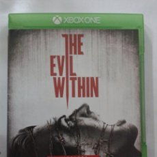 Xbox One: THE EVIL WITHIN. X-BOX ONE. Lote 152630582