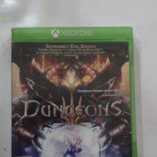 Xbox One: DUNGEONS 3. X-BOX ONE. Lote 152649734