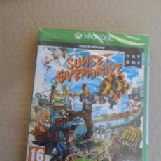 Xbox One: XBOX ONE SUNSET OVERDRIVE DAY ONE EDITION PAL ESP PRECINTADO. Lote 152717762