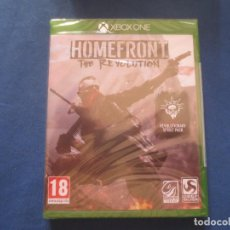 Xbox One: HOMEFRONT THE REVOLUTION - PAL ESPAÑA - XBOX ONE - TOTALMENTE EN CASTELLANO - NUEVO Y PRECINTADO. Lote 153626790