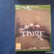 Xbox One: THIEF - PAL ESPAÑA - XBOX ONE - TOTALMENTE EN CASTELLANO - NUEVO Y PRECINTADO. Lote 153627082