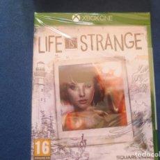 Xbox One: LIFE IS STRANGE - PRIMERA EDICIÓN PAL ESPAÑA - AGOTADO - XBOX ONE - NUEVO Y PRECINTADO. Lote 153632690