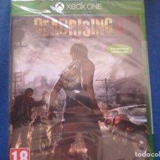 Xbox One: DEAD RISING 3 - PAL ESPAÑA - XBOX ONE - TOTALMENTE EN CASTELLANO - NUEVO Y PRECINTADO. Lote 153636614