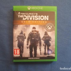Xbox One: TOM CLANCY´S THE DIVISION GOLD EDITION - INCLUYE JUEGO + SEASON PASS - PAL ESPAÑA - XBOX ONE . Lote 153637742