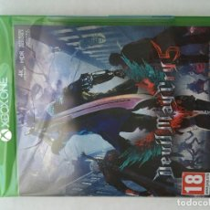 Xbox One: DEVIL MAY CRY 5 CAPCOM V DMC XBOX ONE XONE X-BOX MICROSOFT NUEVO SELLADO NEW SEALED KREATEN. Lote 154516594