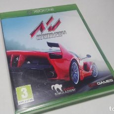 Xbox One: ASSETTO CORSA - RACING SIMULATOR ( XBOX ONE - PAL - ESP ) PRECINTADO!. Lote 154634966