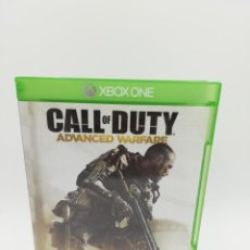 Xbox One: CALL OF DUTY ADVANCED WARFARE XBOX ONE . Lote 154801186