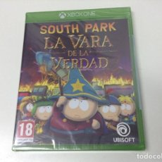Xbox One: SOUTH PARK LA VARA DE LA VERDAD. Lote 155412470
