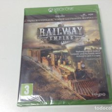 Xbox One: RAILWAY EMPIRE. Lote 156555194