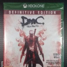 Xbox One: DEVIL MAY CRY, EDICION DEFINITIVA, PRECINTADO XBOX ONE. Lote 158822326