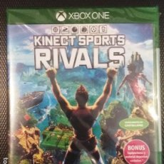 Xbox One: KINECT SPORTS RIVALS, PRECINTADO XBOX ONE. Lote 158823198