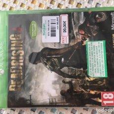 Xbox One: DEAD RISING 3 CAPCOM MICROSOFT XBOX ONE XONE DAY ONE PRECINTADO NUEVO KREATEN. Lote 159185198
