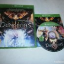 Xbox One: DUNGEONS 3 XBOX ONE PAL . Lote 159225666
