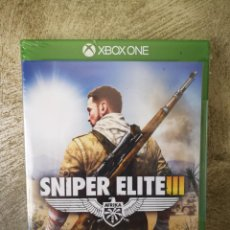 Xbox One: SNIPER ELITE 3 XBOX ONE PRECINTADO . Lote 161618410