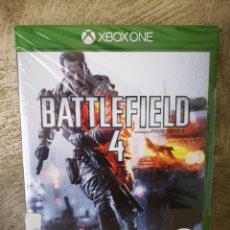 Xbox One: BATTLEFIELD 4 XBOX ONE PRECINTADO . Lote 161618626