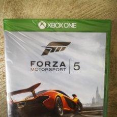 Xbox One: FORZA 5 XBOX ONE PRECINTADO . Lote 161704658
