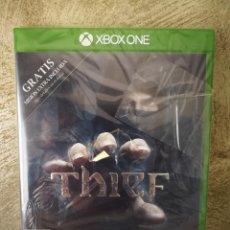 Xbox One: THIEF XBOX ONE PRECINTADO . Lote 161705146