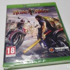 Xbox One: ROAD RAGE ( XBOX ONE - PAL ) EN CASTELLANO !. Lote 164102126