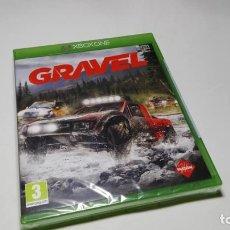 Xbox One: GRAVEL ( XBOX ONE - ESP) PRECINTADO!. Lote 184508586