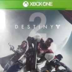 Xbox One: DESTINY 2. JUEGO PARA XBOX ONE. NUEVO, PRECINTADO. PAL- ESP (EN CASTELLANO).. Lote 165876454