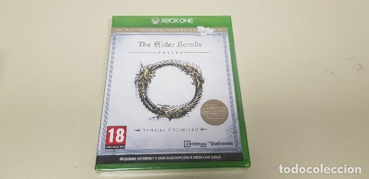 619- THE ELDER SCROLLS ONLINE TAMRIEL UNLIMITED XBOX ONE VERSION ESPAÑOLA PRECINTADO (Juguetes - Videojuegos y Consolas - Xbox One)
