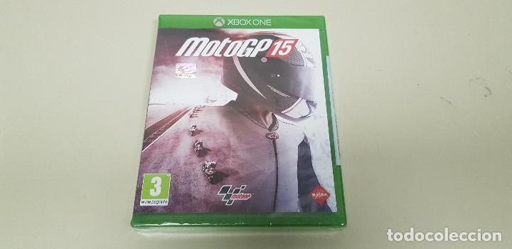 619- MOTOGP 15 XBOX ONE VERSION ESPAÑOLA NUEVO PRECINTADO (Juguetes - Videojuegos y Consolas - Xbox One)