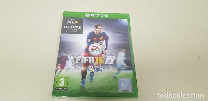 619- FIFA 16 XBOX ONE VERSION ESPAÑOLA NUEVO PRECINTADO NUM3 (Juguetes - Videojuegos y Consolas - Xbox One)