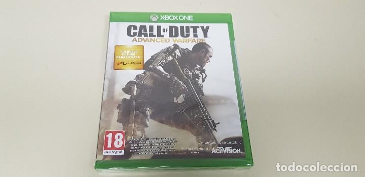619- CALL OF DUTY ADVANCED WARFARE XBOX ONE VERSION ESPAÑOLA NUEVO PRECINTADO (Juguetes - Videojuegos y Consolas - Xbox One)
