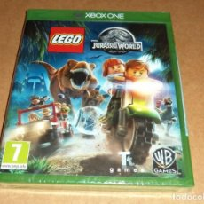 Xbox One: LEGO JURASSIC WORLD PARA XBOX ONE, A ESTRENAR, PAL. Lote 167625520