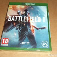 Xbox One: BATTLEFIELD 1 PARA MICROSOFT XBOX ONE, A ESTRENAR, PAL. Lote 167625872