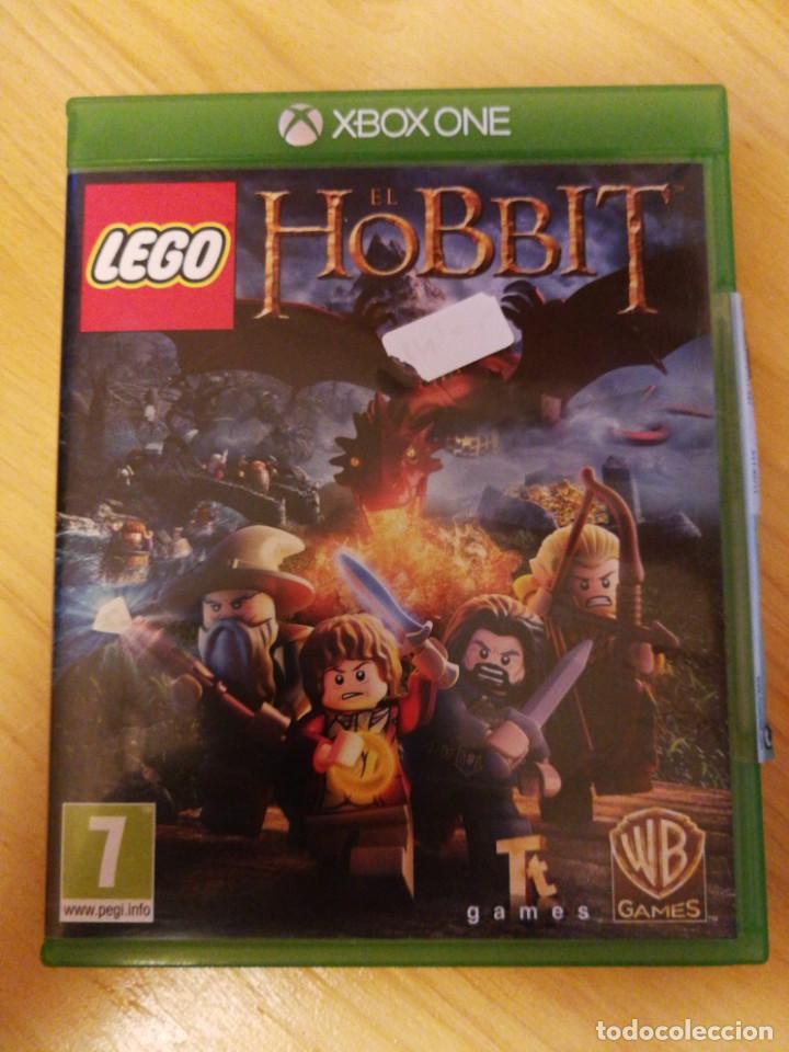 XBOX ONE- EL HOBBIT - LEGO (Juguetes - Videojuegos y Consolas - Xbox One)