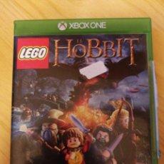 Xbox One: XBOX ONE- EL HOBBIT - LEGO. Lote 167626196