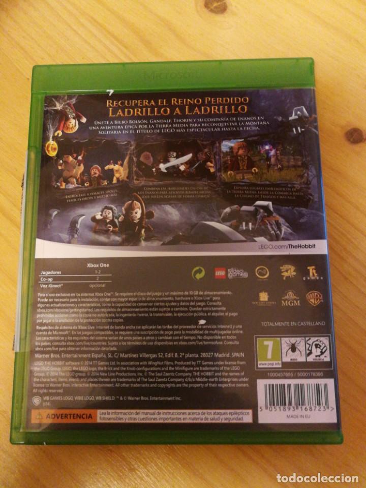 Xbox One: XBOX ONE- EL HOBBIT - LEGO - Foto 2 - 167626196