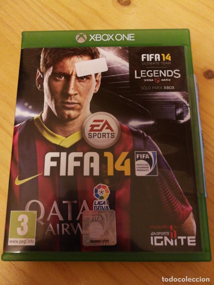 XBOX ONE- FIFA 14 (Juguetes - Videojuegos y Consolas - Xbox One)