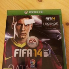 Xbox One: XBOX ONE- FIFA 14. Lote 167626392