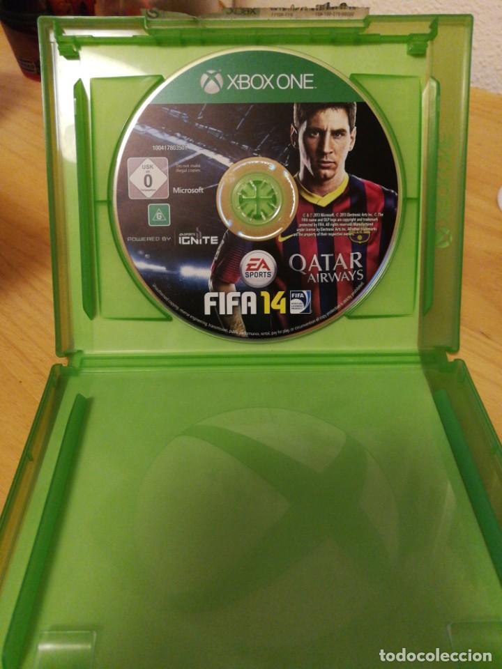 Xbox One: XBOX ONE- FIFA 14 - Foto 3 - 167626392