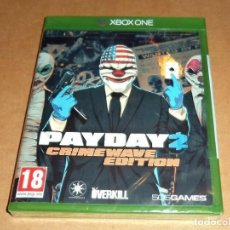 Xbox One: PAYDAY 2 : CRIMEWAVE EDITION PARA MICROSOFT XBOX ONE, A ESTRENAR, PAL. Lote 167626420