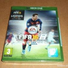 Xbox One: FIFA 16 PARA PARA MICROSOFT XBOX ONE, A ESTRENAR. Lote 167626468