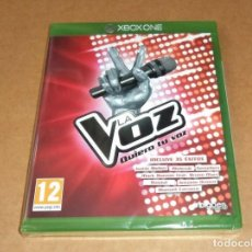 Xbox One: LA VOZ PARA XBOX ONE, A ESTRENAR, PAL. Lote 167626568
